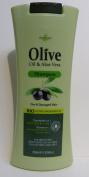 """HerbOlive"" Olive Oil & Aloe Vera Shampoo for Dry & damage hair, 200ml"