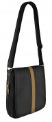 Cross Body Bag Unisex Durable Faux Leather Multifunction Bag Tote Messenger Travel Shoulder Bag
