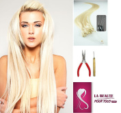 La Beaute Extensions - Complete Kit for a cold