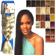 Impression Super Braid Hair Extensions 220cm Weight 175gm