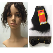 Puddinghair Mix Quantity 8,8,8,8,22cm Brazilian Virgin Human Hair Bundles Body Wave Human Hair Welf Weave Extension Colour #1 6pc/pack