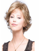 New Charming Synthetic Beauty Short Chemical Fibre Wigs For Women Natural As Real Hair For Party/Fancy Dress/Dating