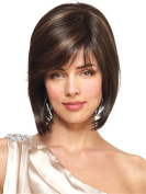 New Charming Synthetic Beauty Straight Short Fashion Bob Wigs for Women Natural As Real Hair for Party/Fancy Dress/Dating