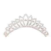 ULTNICE Wedding Bridal Hair Comb Rinestone Hairpin Headwear Hair Accessories for Wedding Prom Party