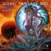 Zodiac Fantasy Calendar 2017