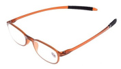 RG44/8 Unique Super-lite TR90 Bendy Flexy Material Reading Glasses +1.0+1.5 +2.0+2.5