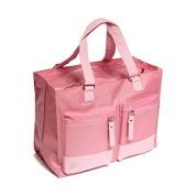 Babyhugs® Luxury Large Water-Resistant Hospital Overnight Holdall Baby Changing Nappy Nappy Bag