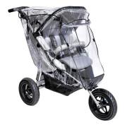 Raincover for Jogging Stroller