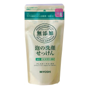 Miyoshi Additive Free Face Wash Soap - 180ml