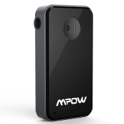 Bluetooth Receiver, Mpow Streambot Portable Wireless Adapter Hands-Free Car Kit for Home/Car Streaming Audio System