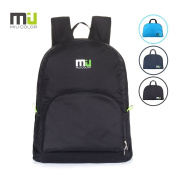 MIU colour® 25L Foldable and Durable Lightweight Backpack - Packable Waterproof Daypack for Travelling, Hiking, Cycling, Camping Outdoor Events