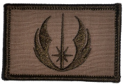 Jedi Order - 2x3 Morale Military Funny Patch