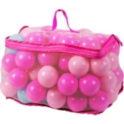 Chad Valley Bag of 100 Pink Plastic Play Balls.