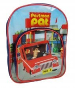 Postman Pat arched backpack with front pocket