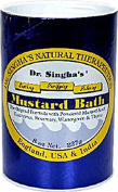 Dr.Singha's Mustard Bath -- 240ml - 2pc