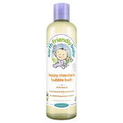Earth Friendly Baby Happy Mandarin Bubble Bath 300ml by Earth Friendly Baby