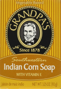 Grandpa's Southwestern Indian Corn Soap with Vitamin E, 100ml