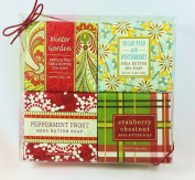 2016 Christmas Holiday Soap Gift Set
