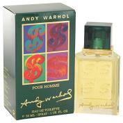 Andy Warhol by Andy Warhol Eau De Toilette Spray 30ml
