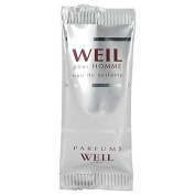 Weil Pour Homme by Weil Vial (Sample) .150ml