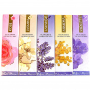 Charrier Parfums - 'Parfums de Provence' 5 Eau de Toilette Gift Box 150ml