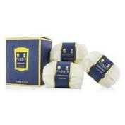 Floris Stephanotis Luxury Soap For Women 3x100g100ml