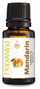Mandarine (Red) 100% Pure Essential Oil, Best Quality, Therapeutic grade, Undiluted, Organic essential oil, 15ml/0.5oz - by HopeWind Health