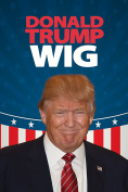 Donald Trump Wig - Mr. Millionaire Wig Adult Costume Accessory