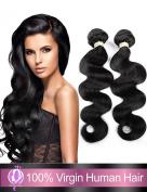 "7A Brazilian Hair Weave 4 Bundles Brazilian Body Wave Human Hair Extensions Brazilian Virgin Hair Body Wave , 14""16""18""20"" inch"