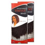 Nubian Twist-Diana-Natural Nubian Twist Braid -Original