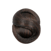 Better-Home Retro Synthetic Heat Resistant Fibre Hair Clip in Chignon Bun Hair Extensions