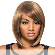 POSH (Foxy Lady) - Heat Resistant Fibre Full Wig in F1B30