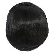 DCS Women'S Fancy Artificial Hair Wig Black