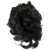 DCS Women Stylish Hair Wig Black