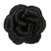 DCS Women'S Fancy Hair Wig Black