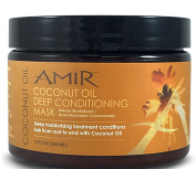 Coconut Oil Deep Conditioning Mask