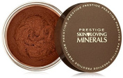 Prestige Cosmetics Skin Loving Minerals Gentle Finish Mineral Powder Foundation, Warm Mocha, 5ml by Prestige Cosmetics