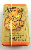 Halloween Jack O Lantern Pumpkin Scent 300 Gramme Large Luxury Soap Bar by Asquith and Somerset