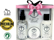Gift Set for Women-Best for Unique Birthday Gifts for Her- Bridesmaid Gifts,with Paraben Free & Not Tested On Animals-Travel Size Products Kit