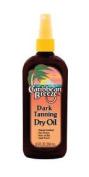 Caribbean Breeze-Dark Tanning Dry Oil Spray, 8.5 oz