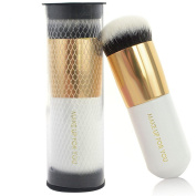 BB Cream Concealer Liquid Foundation Blush Buffer Face Powder Bronzer Makeup Brushes Beauty Cosmetics