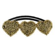 Tassel Paddington Hair Tie, Gold