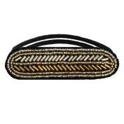 Tassel Alton Hair Tie, Copper Gold