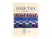 Hair Ties For Guys - The Kokomos, No-damage Elastics for Men