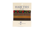 Hair Ties For Guys - The Yah Mons, No-damage Elastics for Men