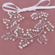 MSLAN Wedding for Bride bridesmaids hair ornaments - Hair Accessories Styling