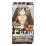 L'Oreal Feria Coloured Ombre C74 Copper for Medium Blonde to Brown Hair, 1 Kit