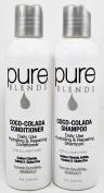 Pure Blend Coco-Colada Shampoo & Conditioner, 120ml Each