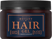 Natural Hair Styling Gel - Medium Hold for Men - Brooklyn Botany - 120ml