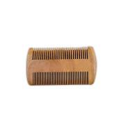 SIO Anti Static Aromatic Sandalwood Comb in Narrow and Wide Teeth